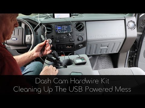Dash Cam Hardwire Kit