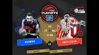 Liga Nacional: Quimsa vs. Instituto   #LaLigaEnTyCSports