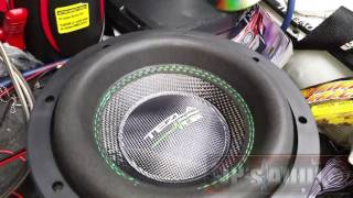 Tezla Audio 8 inch 1.5k free air