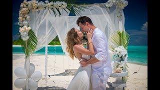 Свадьба за границей на мальдивах Илья Оксана