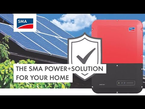 The SMA Power+ Solution for Your Home