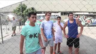 Karim Abdo - Mannek Bari2a (Making Of) - (كريم عبدو- منك بريئة (كواليس
