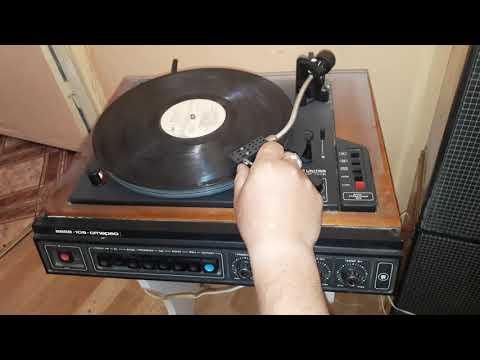 Проигрыватель (электрофон) Вега-108
