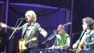 Hall & Oates - MANEATER - Forest Hills Stadium, NYC - 6/16/17