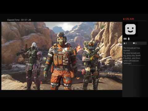 Call of duty black ops 3 friend switch off