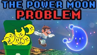 Super Mario Odyssey\'s Power Moon Problem