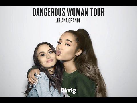Dangerous Woman Tour Meet And Greet Experience | Houston, Texas