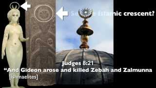 Baal (Allah) and Ashtaroth (Easter) in Judaism, Christianity, and Islam