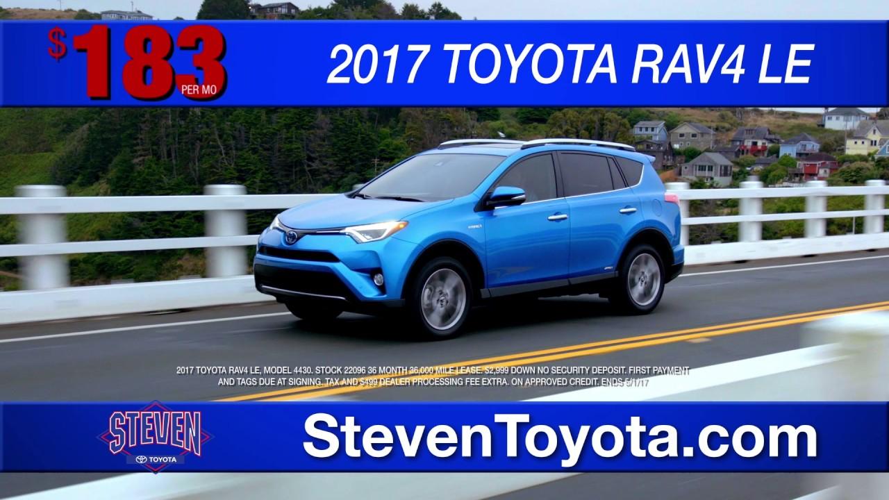 2017 04 Steven Toyota Bumper RAV4