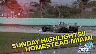 Velocity Racing Development | F4 Sunday Race Highlights | Homestead-Miami Speedway