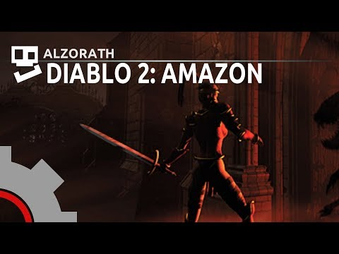 Diablo 2 : Lord of Destruction [13]: Hellbound [ Amazon | Let's Play | Gameplay ]