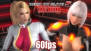 Dead or Alive 5 Last Round - Christie vs Sarah Gameplay (60fps) [1080p] TRUE-HD QUALITY