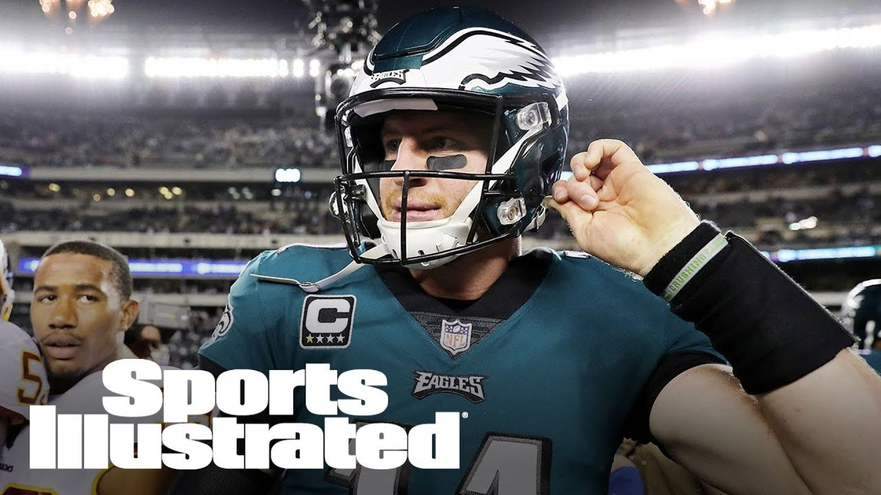 Does Carson Wentz's Injury Leave Eagles In Tricky Spot? | SI NOW | Sports Illustrated