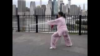 56 Form Tai Chi Sword
