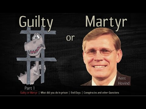 Guilty or Martyr 1 of 4 - Kent Hovind Interview (Русский техт в титрах) 2016 - Кент Ховинд