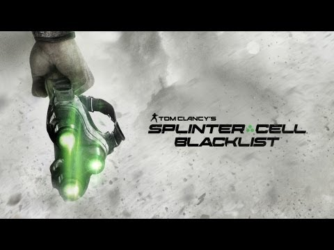 Splinter Cell Blacklist Walkthrough Charlie's 4E Mission 3 Egyptian Embassy - Collectibles Included