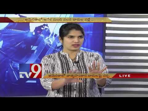 Why the spurt in Hate Crimes in America ? - News Watch - TV9