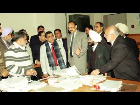 District Court, Chandigarh- 50 years celebration Documentary