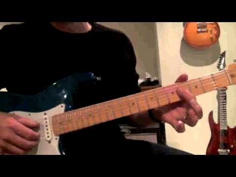 U2 Stay (faraway So Close) Guitar Lesson Tutorial