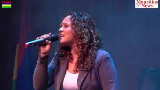 Mauritius News: Belle prestation de  Caroline Jodun