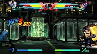 Ultimate Marvel vs. Capcom 3: Vergil