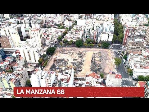 Convertirán una manzana de Buenos Aires en una plaza ¿Qué opinan los vecinos?