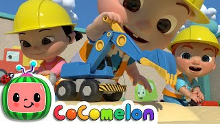 Baixar Construction Vehicles Song | CoComelon Nursery Rhymes & Kids Songs