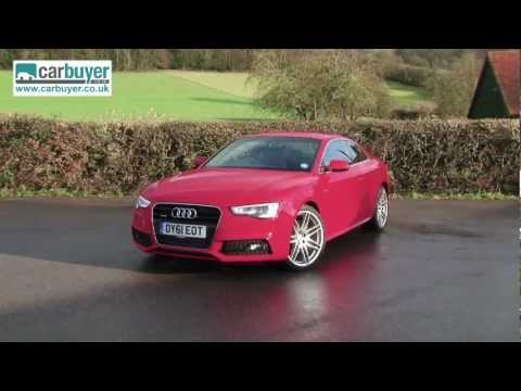 Audi A5 coupe review - CarBuyer