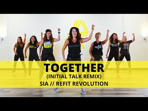 """""""Together"""" @Initial Talk Remix 
