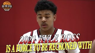 2021 Kyle Ross | IS A FORCE TO BE RECKONED WITH