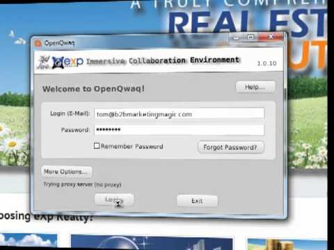 eXp Realty 3D Virtual Office - Prepare For Your Personal Guided Tour