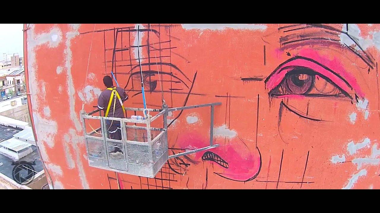 Sin Gran Avance Mural De Juan Gabriel En La Ju Rez Youtube