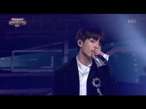 2017 KBS가요대축제 Music Festival - 방탄소년단 - Lost (Lost - BTS). 20171229