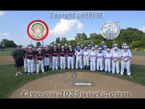 District 2 Championship Final Game Naamans vs Brandywine LL