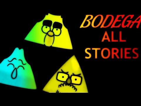 BODEGA ALL STORIES (1-23)