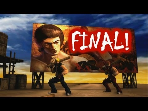 Double Dragon II: FINAL! - Porrfilmsstjärnelängd