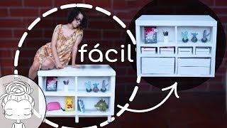 DIY mueble de cartón multifunción   Reciclar cartón