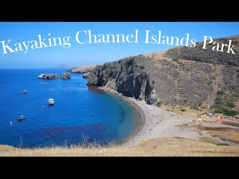 Into the Sea Caves: Kayaking California's Channel Islands