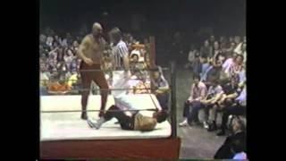 ox baker vs juan zapata wwa all star championship wrestling