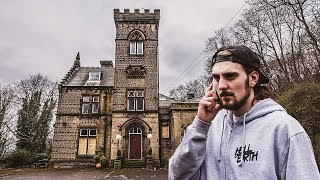 ABANDONED LUXURY HOTEL MANSION (WE FOUND SOMETHING AMAZING)