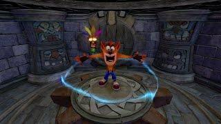 Crash Bandicoot N. Sane Trilogy - Crash Bandicoot 2 Hang Eight Gameplay