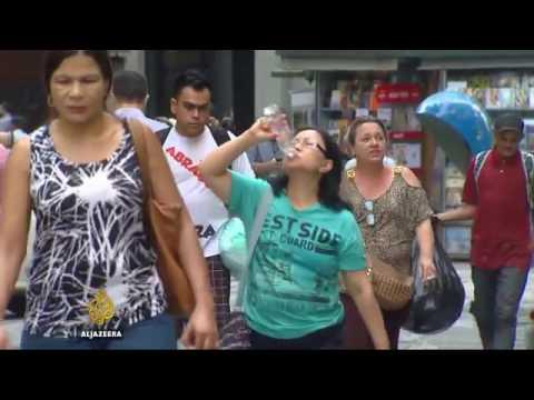 24487 nations Welt Al Jazeera Brazil refugees struggling amid economic crisis