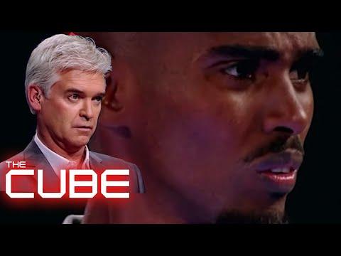 Can Mo Farah win £250,000?? - The Cube