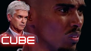 Can Mo Farah win £250,000?? - The Cube