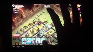 Clash of Clans - Clanwars Dragon Attack Nr.1!