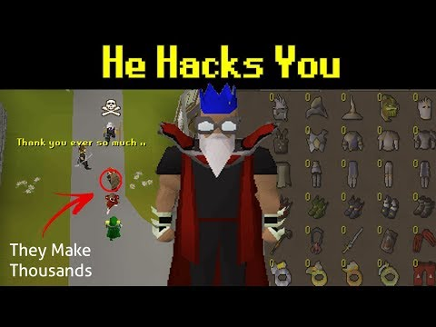 Inside RuneScape's Secretive Community of Hackers