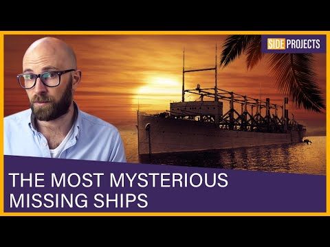 The Most Mysterious Missing Ships