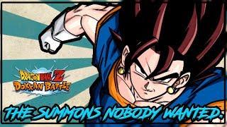THE SUMMON VIDEO NOBODY WANTED! DRAGON BALL Z DOKKAN BATTLE