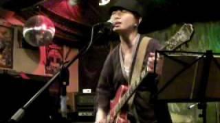 2009年09月29日船橋無国籍料理【月】での「Folk to Soul」の出演はれい...