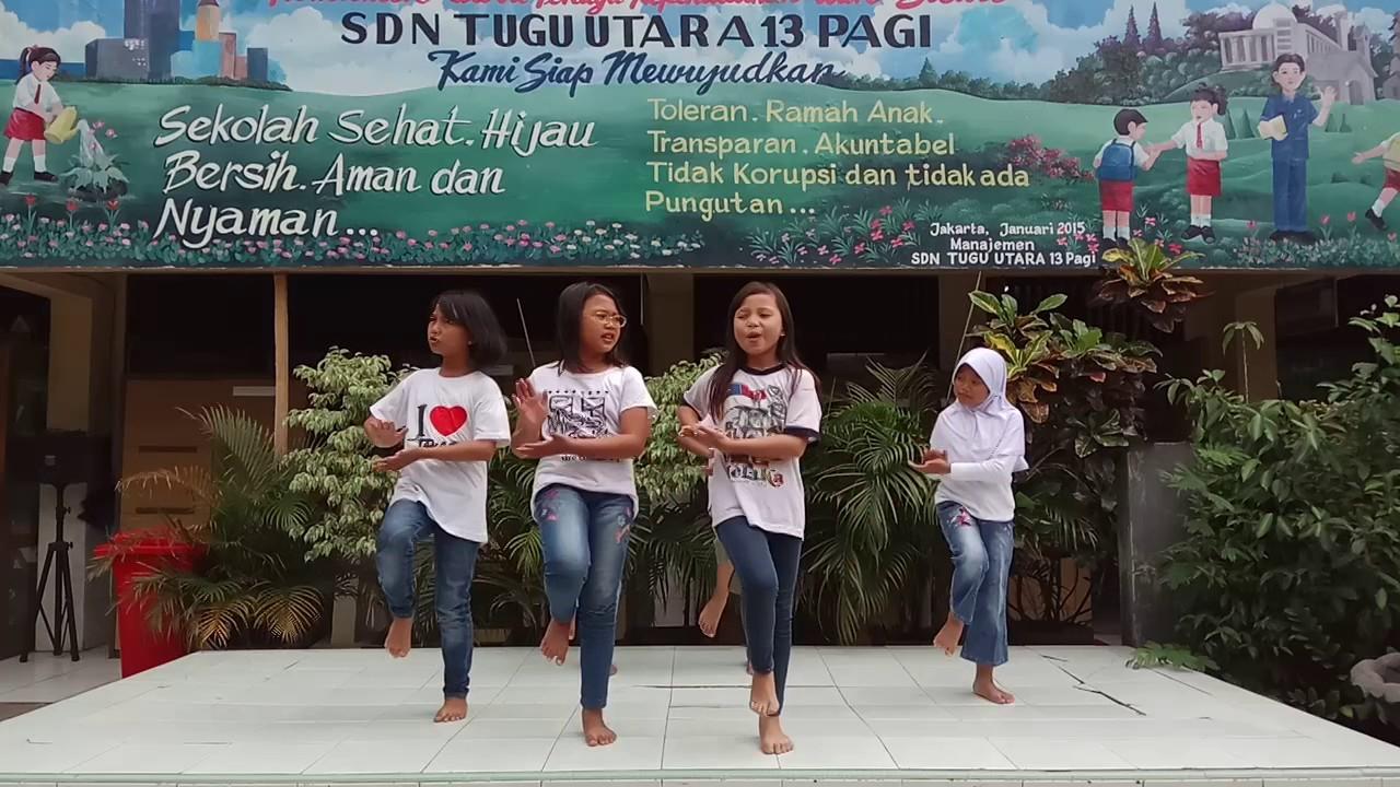 Tari Bungong Jeumpa Kurtilas Sdn Tugu Utara 13 Pagi Youtube
